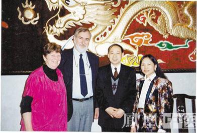 七旬老中医华人夫妇 在海外推广中医针灸